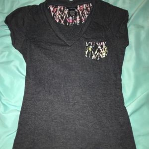 Rue 21 Pocket Tee Size S